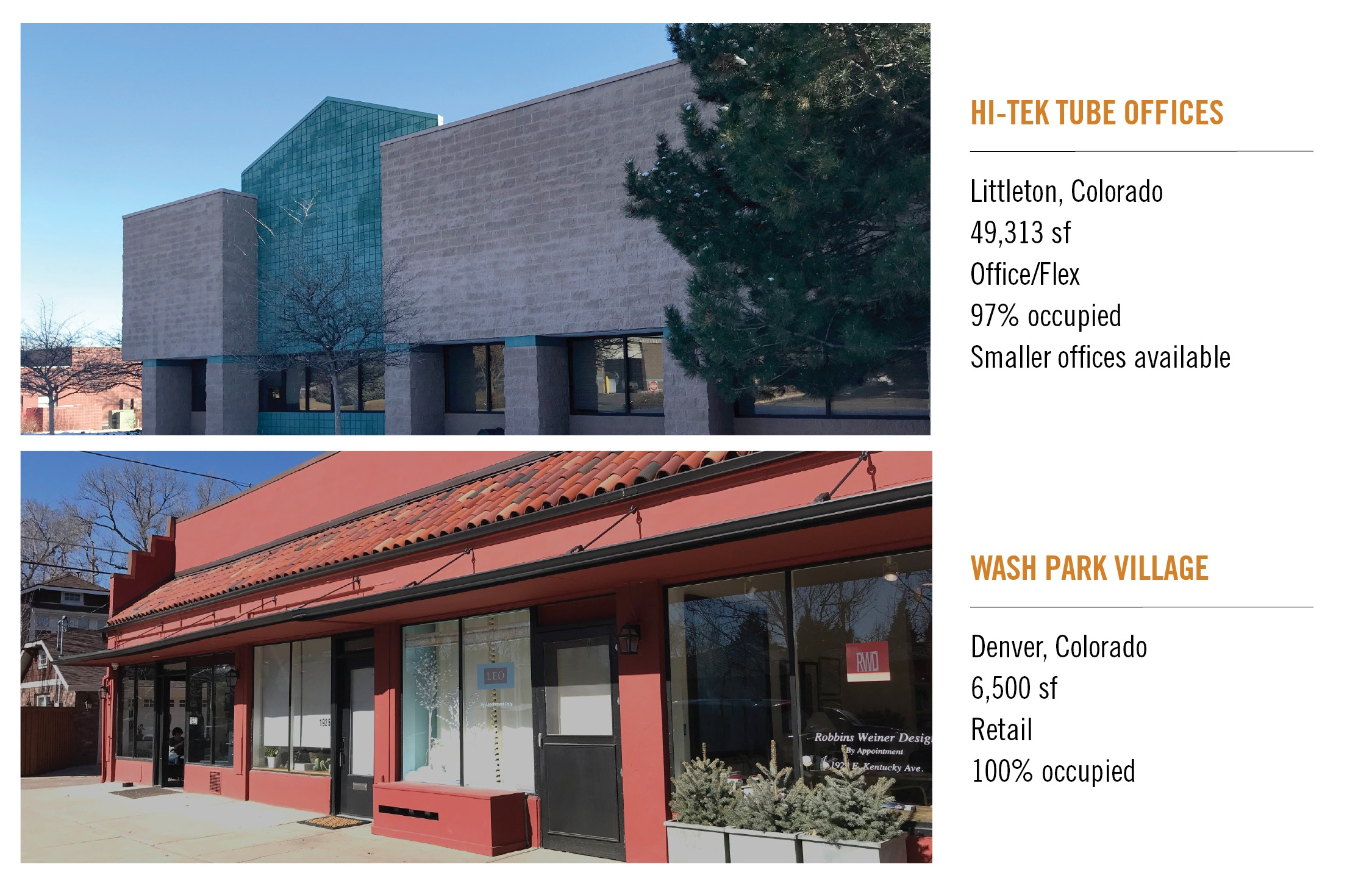 Wheelhouse Commercial Adds 2 New Properties to Portfolio