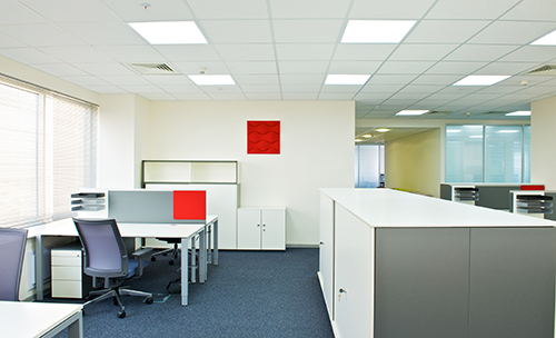 Photo of office space